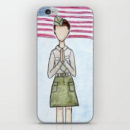 Patriot Day iPhone Skin