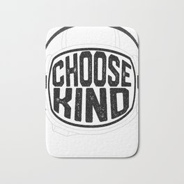 Choose Kind Anti Bullying Helmet Bath Mat