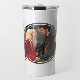 Life created out of love is a beautiful thing Travel Mug