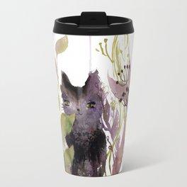 Adder in the Garden Travel Mug