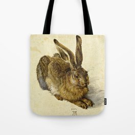 Albrecht Durer - Hare Tote Bag