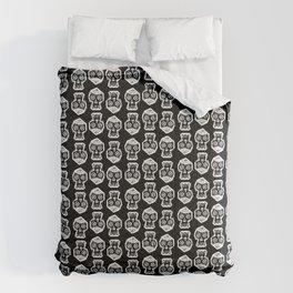 VertexSkull Invert Comforters