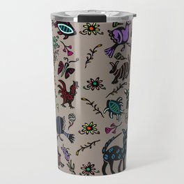 Happy Animals Travel Mug
