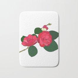Camellia Bath Mat