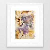koala Framed Art Prints featuring KOALA by hoploid