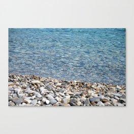 sea... Samos Canvas Print