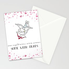 The Art of Cupid Love Stationery Cards