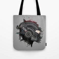 Beloved Helmet Tote Bag