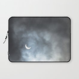 Cloudy Eclipse Laptop Sleeve