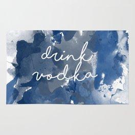 Drink Vodka Rug