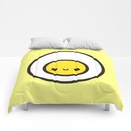 Yummy egg Comforters