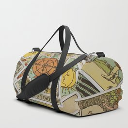 Tarot Cards Duffle Bag