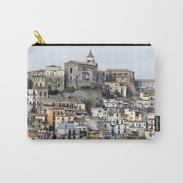 Urban Landscape - Cathedral - Sicily - Italy Carry-All Pouch
