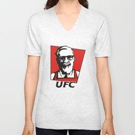 The Notorious Conor Mcgregor T-shirt Funny UFC KFC Unisex V-Neck