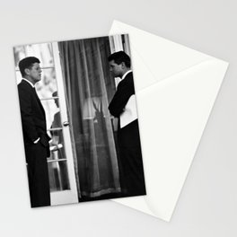 President John Kennedy And Robert Kennedy Stationery Cards