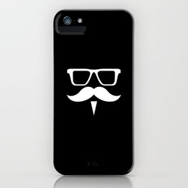 Hipster Design iPhone Case