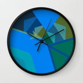 ln Abstraction Wall Clock