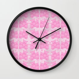 Piggy Pigs Wall Clock