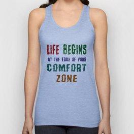 Comfort Zone Unisex Tank Top