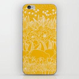 Sunshine Lemonade Garden iPhone Skin