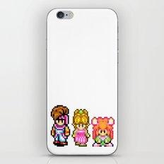 Secret of Mana Characters iPhone & iPod Skin