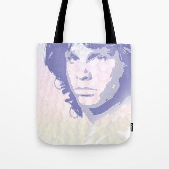 The Lizard King Tote Bag