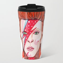 Ziggy Stardust Travel Mug