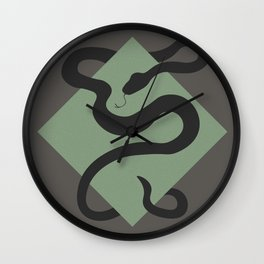 Antagonist Wall Clock