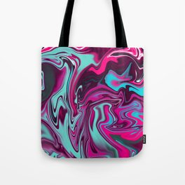 ABSTRACT LIQUIDS 56 Tote Bag