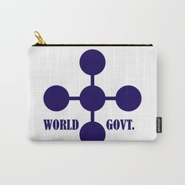 world government Carry-All Pouch