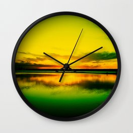 Scenery 5 Wall Clock