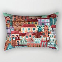 Homes Rectangular Pillow