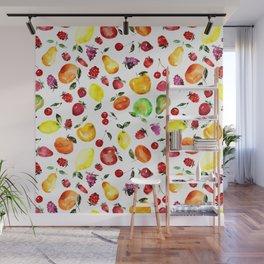 Tutti-frutti Wall Mural