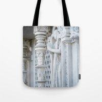 spiritual Tote Bags featuring Spiritual by Gunjan Marwah