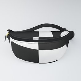 Abstract Figure 01 Fanny Pack