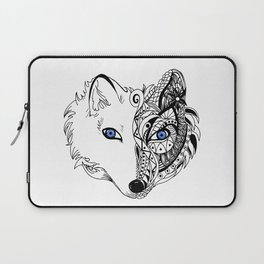 Abstract Fox Laptop Sleeve