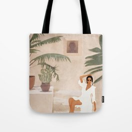Graceful Resting II Tote Bag