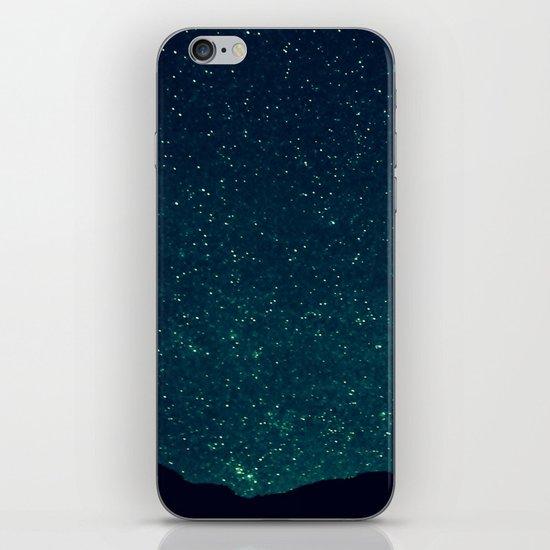 Desert Stars iPhone & iPod Skin