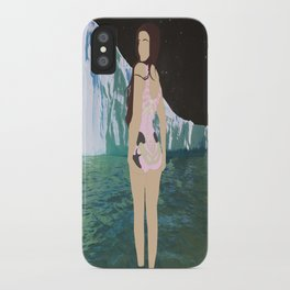 Glacial Pace iPhone Case