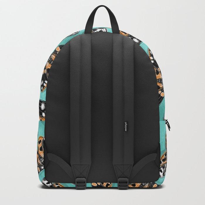 Tiger Moths Backpack