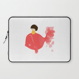 The Gold Fish Laptop Sleeve