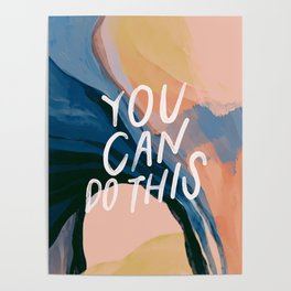 You Can Do This! Poster