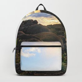 Sunset at roraima Backpack