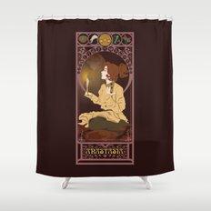 Anastasia Nouveau - Anastasia Shower Curtain