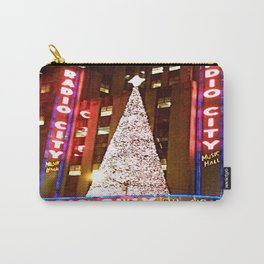 Radio City Music Hall Tree 2 Carry-All Pouch