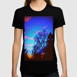 Colorful Sky (vintage) T-shirt