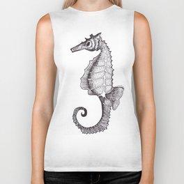 Hippocampus Abdominalis Biker Tank