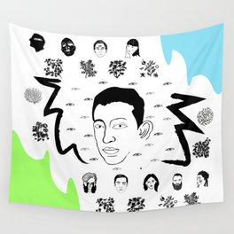 Serge Wall Tapestry
