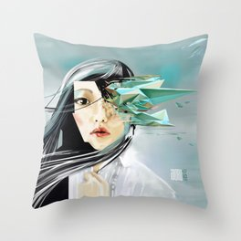 iDORU Throw Pillow