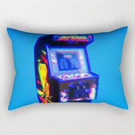 DEFENDER - 1981 ARCADE MACHINE Rectangular Pillow